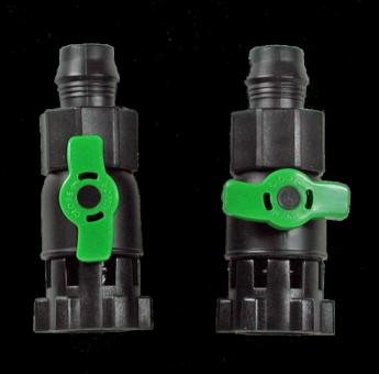 Tetratec EX 1200 Durchflussventil