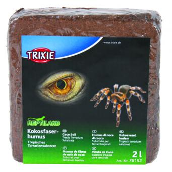 Reptiland Kokoshumus für 2 Liter