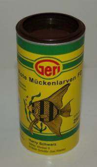 Geri Rote Mückenlarven 250ml