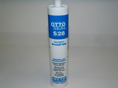 Otto Seal transp. Aquariensilikon 310ml