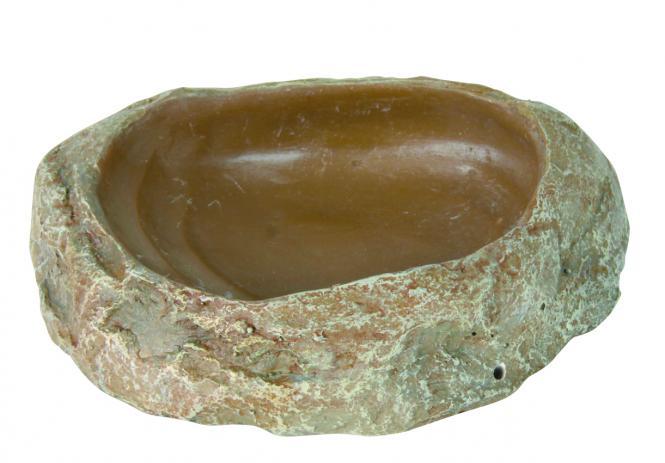 Reptiland Futter- und Wasserschale 11x2,5x7cm