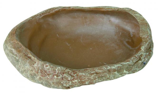 Reptiland Futter- und Wasserschale 15x3,5x12cm
