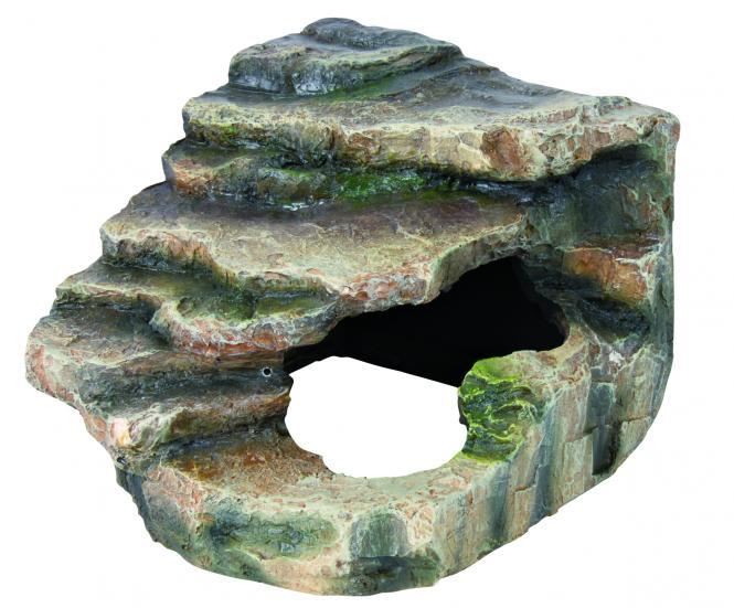 Reptiland Eckfels mit Höhle und Plattform
