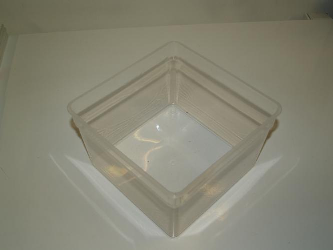 Kunststoffbehälter 3L mit Deckel