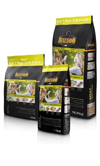 Belcando Adult Grain-Free 4kg