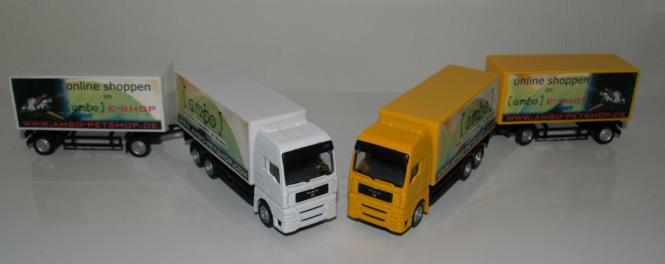 Modell-LkW