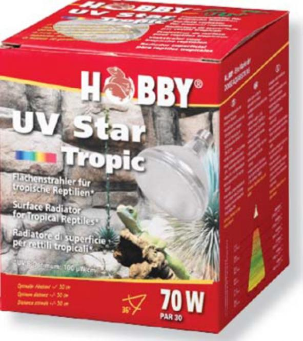 UV Star Tropic 70W